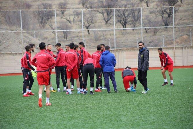 Y.Malatyaspor U21'de A.Konyaspor maçı hazırlıkları sürüyor