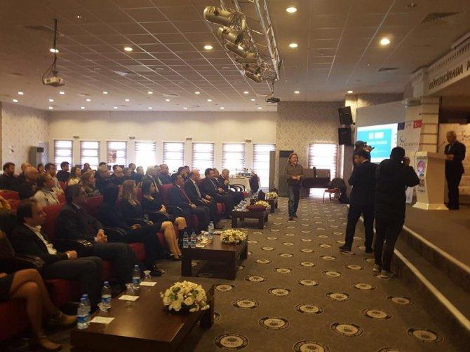 Aydın Scientix Çalıştayı Kuşadası'nda başladı.