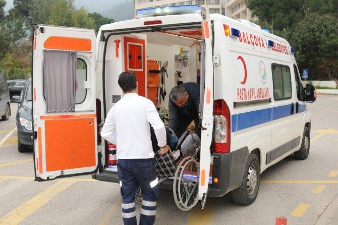 Balçova'da sağlık yardımlaşması