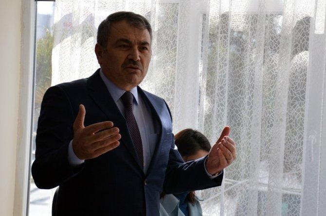 """Başkan Dedelioğlu: """"Balışeyh şehir görünümüne kavuşuyor"""""""