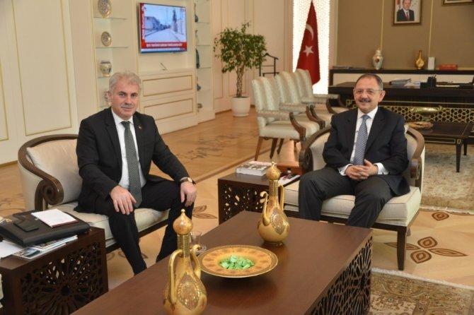 Başkan Memiş'ten Ankara çıkarması