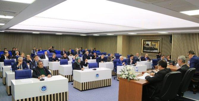 Battalgazi Belediye Meclisi Mart ayı toplantısını yaptı