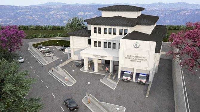 Büyükorhan'a yeni hastane
