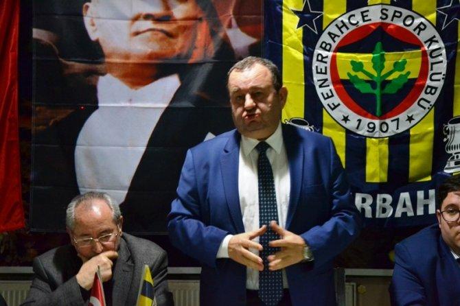 Biga FB Spor Kulübü Biga Şubesi olağan genel kurulu