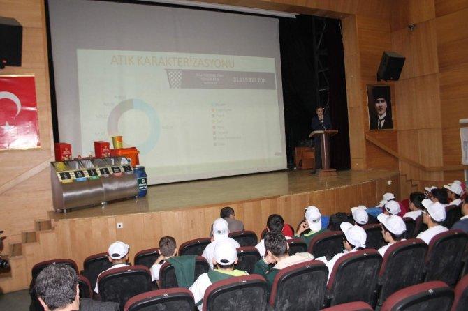 Siirt'te 'Sıfır Atık Projesi' tanıtımı yapıldı