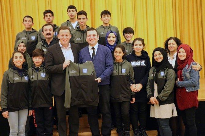 Dezavantajlı Öğrenciler Celje'de