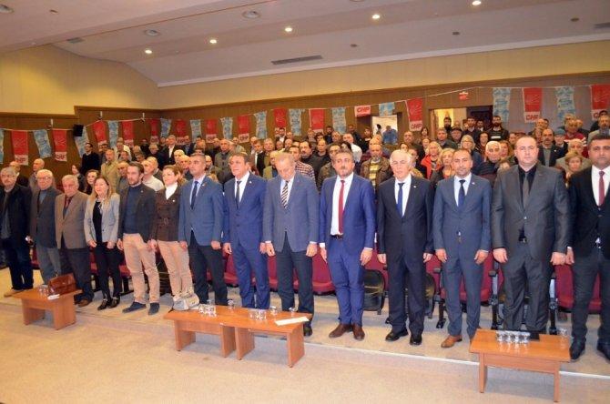 Didim CHP'nin yeni yönetimi ilk toplantısını gerçekleştirdi