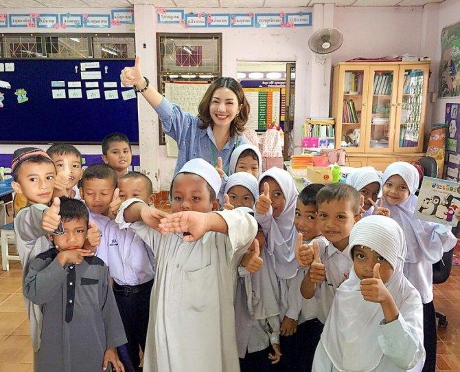 Tayland'a 15 Temmuz okulu