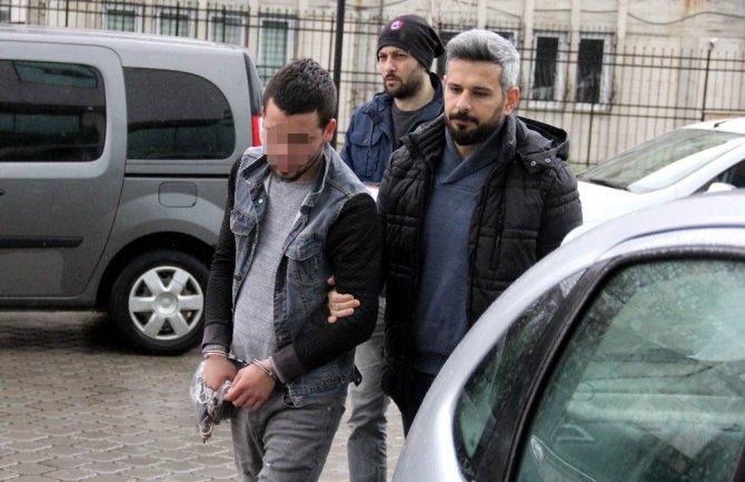 Samsun'da uyuşturucu operasyonu: 5 gözaltı