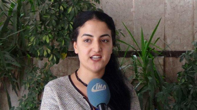 """Tacizcisi tutuklanan kadın: """"İki yıldan beri ilk defa huzurla uyudum"""""""