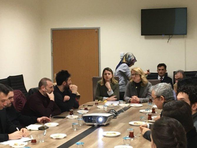 Kırklareli'nde ASKOM toplantısı