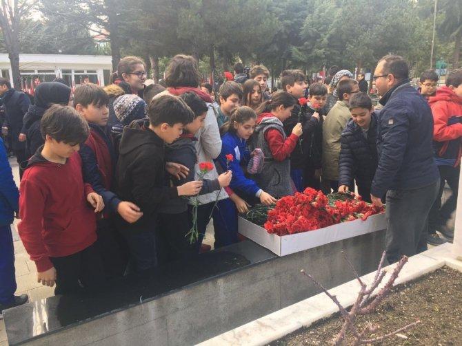 Isparta IYAŞ Selçuklu Ortaokulu'nda Şehadet Nesli Projesi
