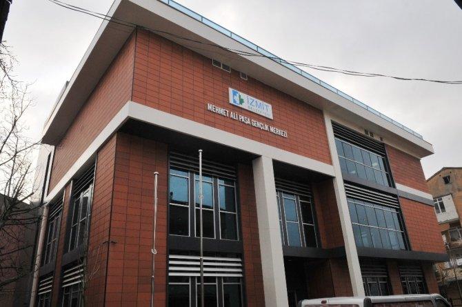 İzmit'e 2 gençlik merkezi