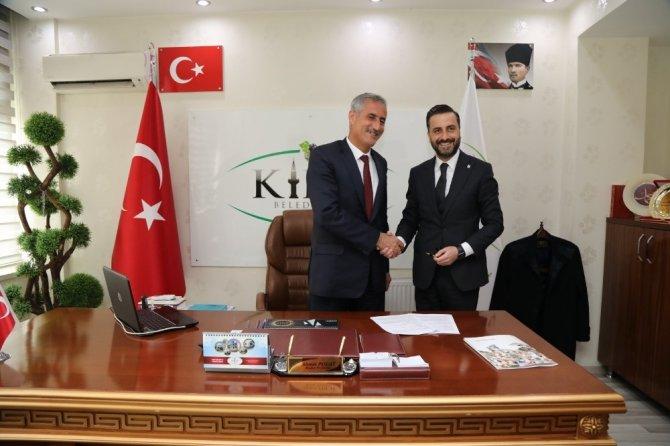 Kilis Belediyesi ile Medicalpark Hastanesi  arasında protokol imzalandı