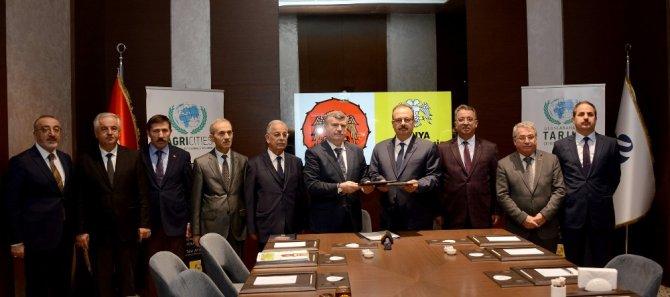 Konya merkezli Uluslararası Tarım Şehirleri Birliği Kuruluyor