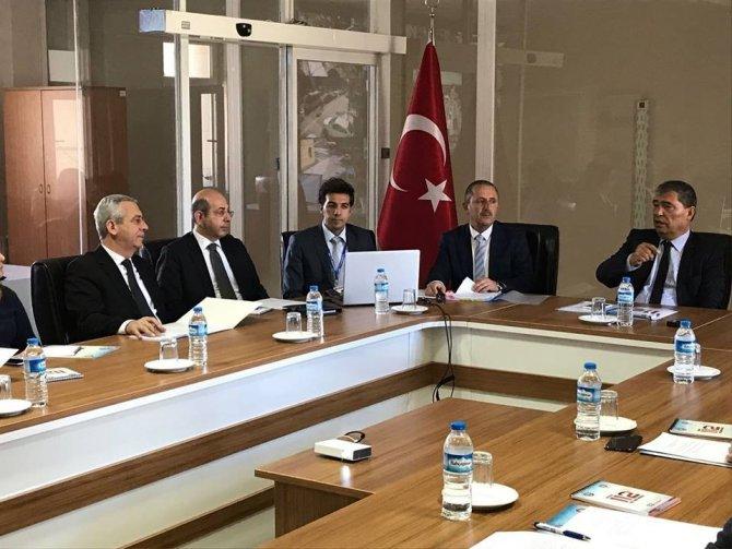 Niğde  112 Acil Çağrı Merkezi Koordinasyon Kurulu toplandı