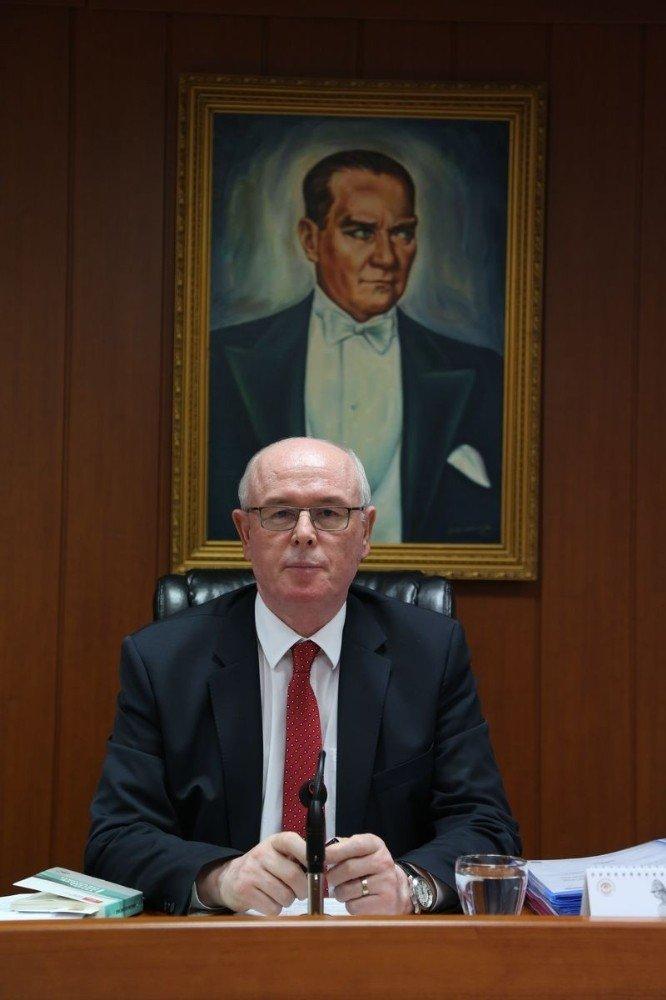 Odunpazarı Belediye Meclisinde Satış Komisyonu seçimleri yapıldı.
