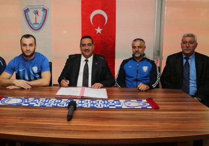 Şahinbey Ampute Futbol Takımı kadrosunu güçlendiriyor