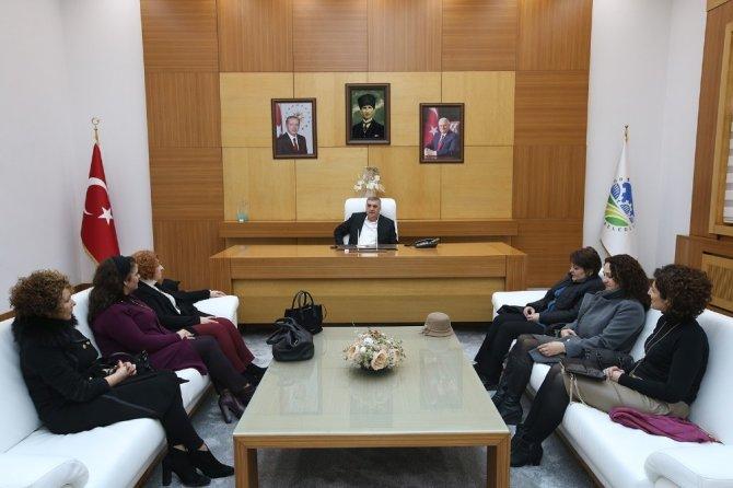 """Başkan Toçoğlu: """"Kadınlar iş hayatına güç veriyor"""""""