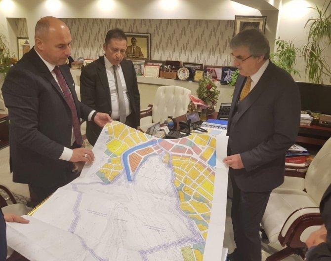 """Başkan Togar: """"Arkeoloji Vadisi'nde yeni projeler hayat bulacak"""""""