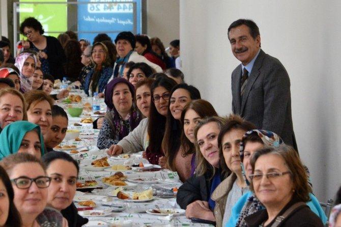 Başkan Ataç, bilgilendirme toplantılarını sürdürüyor