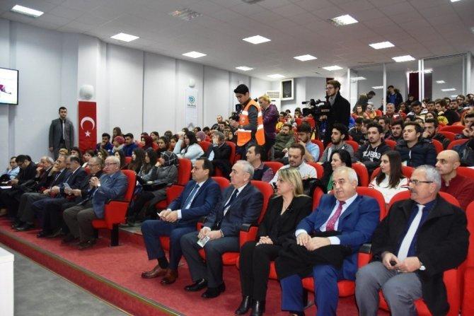 Tekirdağ'da Deprem Haftası semineri