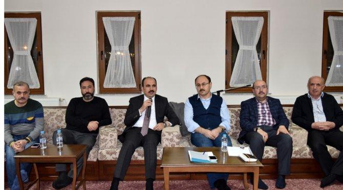 """Başkan Altay: """"Selçuklu AK Parti 6. Olağan İl Kongresine hazır"""""""