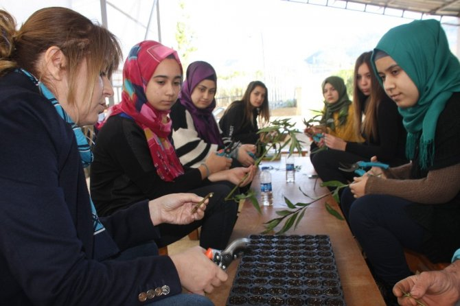 Öğrencilere Ekolojik dengenin önemi anlatıldı