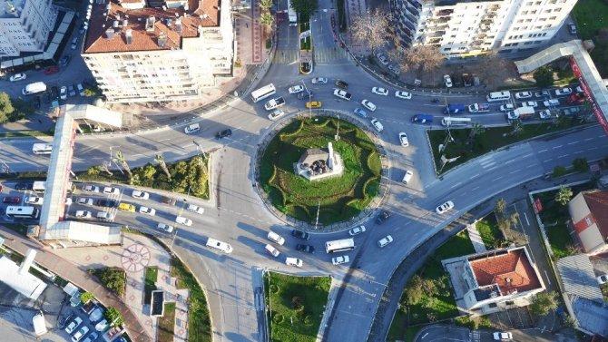 Büyükşehirden akıllı sinyalizasyon sistemi