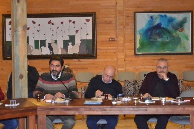 Mehmed Ali Saraoğlu: Tüm imkanlarımızla okullarımızın yanındayız