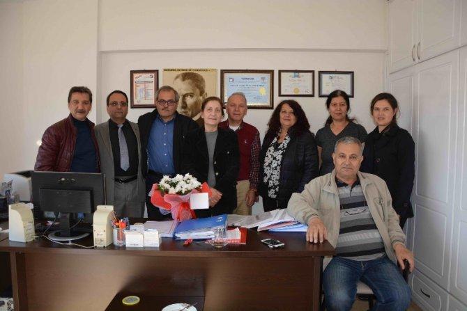 """Ortaca CHP'den """"Muhasebeciler Haftası"""" ziyareti"""