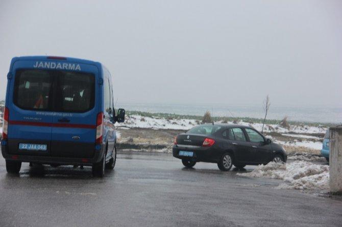 Yunanlı askerler sınır ihlalinden tutuklandı