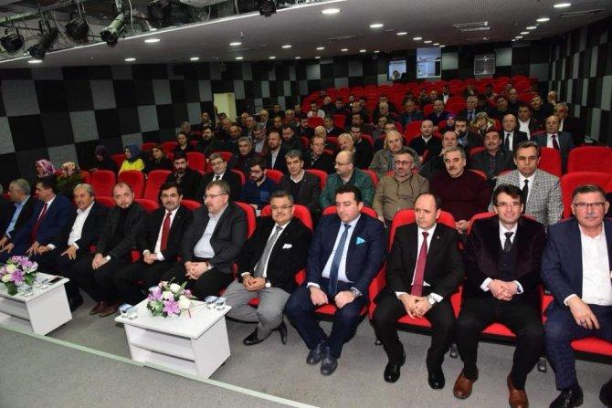 Yerel Yönetimler Genel Değerlendirme ve İstişare Toplantısı gerçekleştirildi