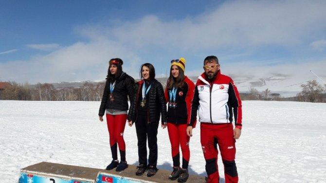 Hakkarili sporcular, madalya sıralamasında Türkiye birincisi oldu