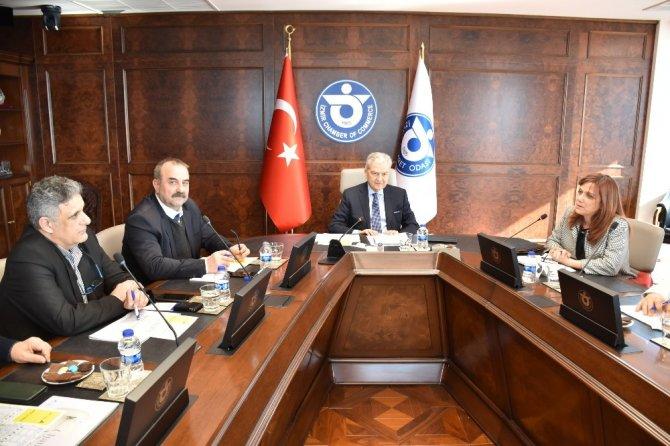 """İTO Başkanı Demirtaş, """"Hedef dünyaya açılmak"""""""