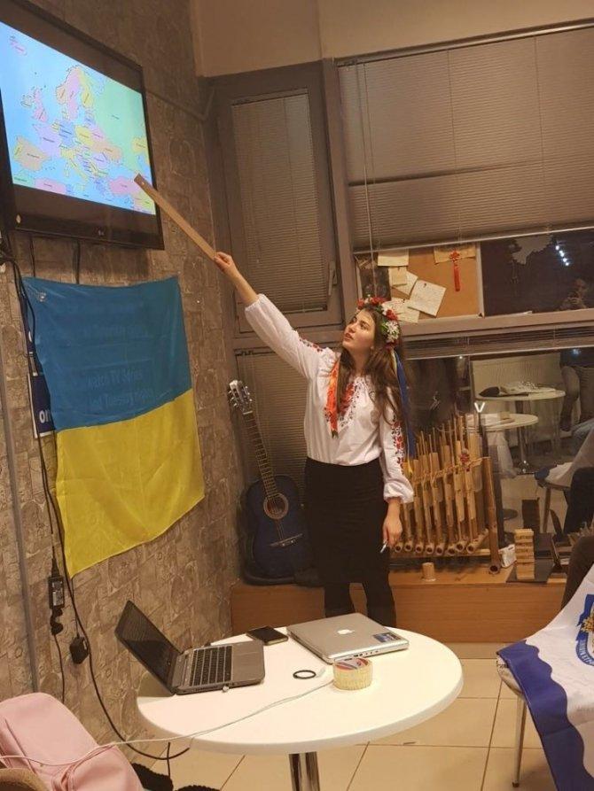 İzmit'te Çin ve Ukrayna gecesi