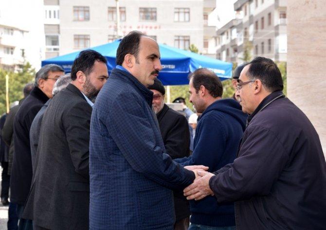 """Başkan Altay: """"Dualarımız askerimiz, milletimiz ve ülkemiz için"""""""