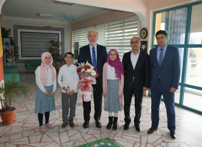 Başkan Kamil Saraçoğlu: Ömer Halisdemir ülkemizin kaderini yeniden çizmiştir