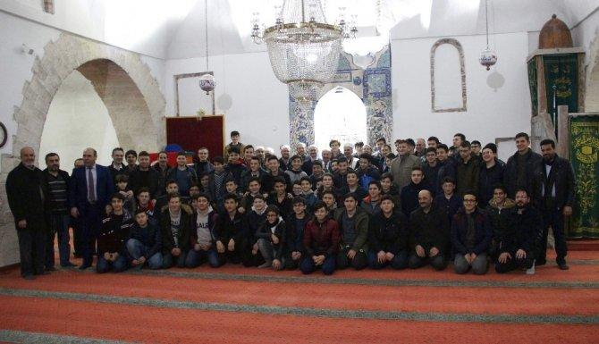 Takvacılar'da 'cami buluşmaları' programı