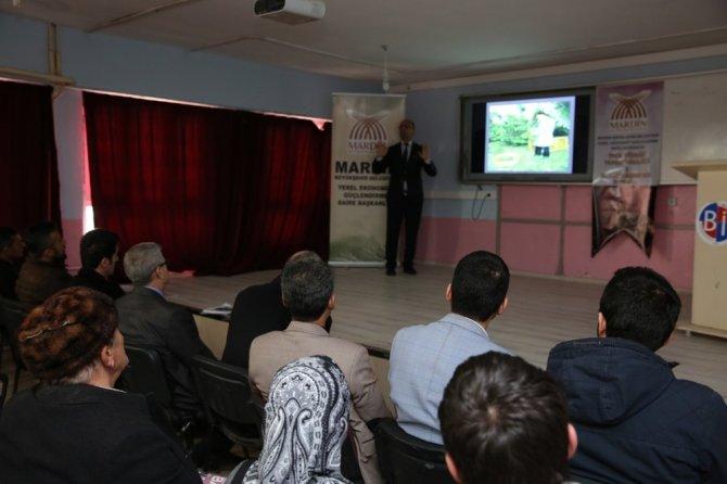 Büyükşehir'den tarımsal kalkınmaya destek