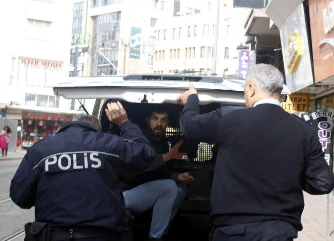 Antalya'da çay parası tartışması hastanede bitti