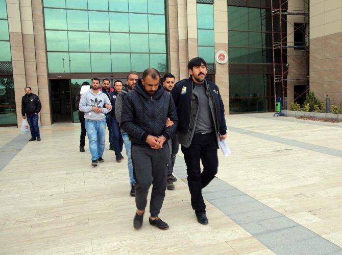 Nevşehir'de DEAŞ üyesi 6 Iraklı tutuklandı