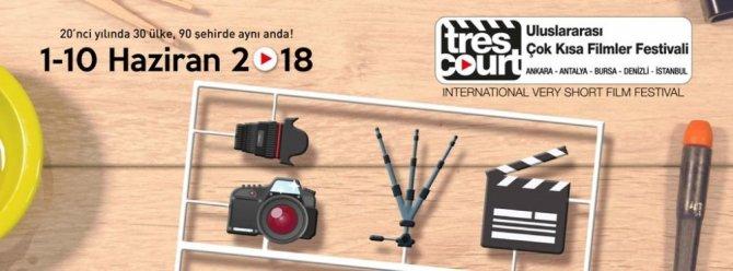 """""""Çok Kısa Filmler Festivali"""" Nilüfer'de sanatseverlerle buluşacak"""