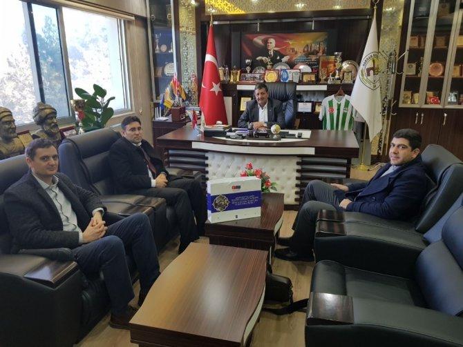 Özyavuz'dan Şanlıurfa'nın turizm projesine destek