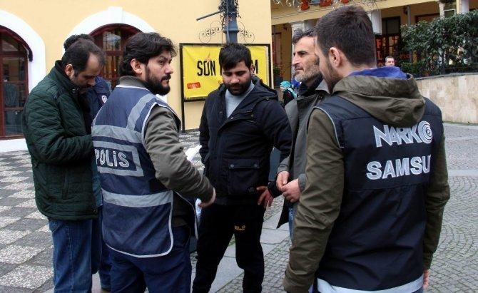 Samsun'da Huzur 10 Operasyonu