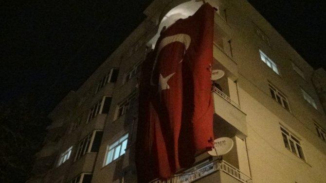 Afrin ateşi Erciş'e düştü