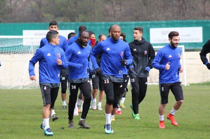 Karabükspor, Galatasarya maçına hazır