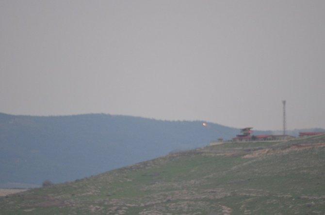 Şeyh Hadid'deki terör hedefleri bombalanıyor