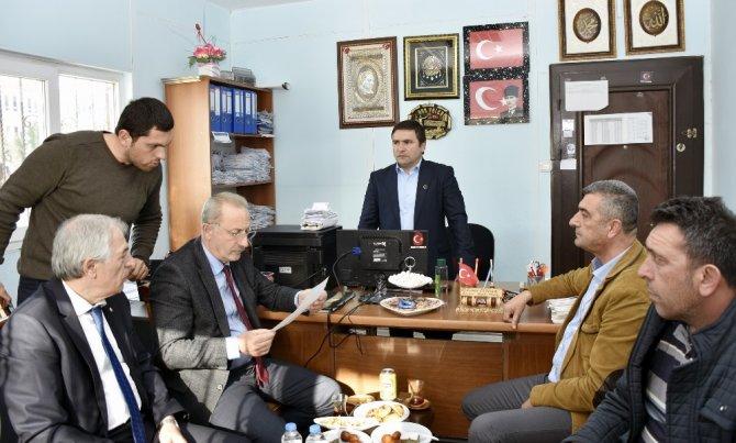 """Başkan Atabay; """"Didim'i hizmetin en kalitelisi ile buluşturacağız"""""""