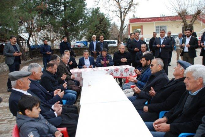 Şehit Piyade Er Sabri Bayır için mevlit okutuldu